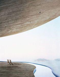 MODERN ARCHIECTURE| Marbrisa Residence , Acapulco, Mexico , John Lautner | bocadolobo.com/ #modernarchitecture #architecture