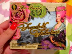 Too Faced French & Fabulous palette