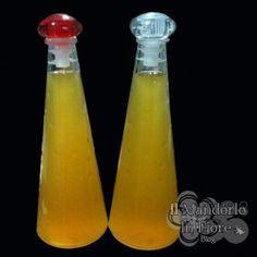 liquore arancia cannella e miele