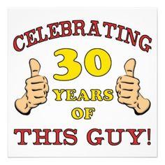 30th birthday ideas for him - Google Search
