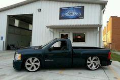 Silverado Single Cab, 2013 Silverado, Chevrolet Silverado, Dropped Trucks, Lowered Trucks, Mini Trucks, Chevy Trucks, Sport Truck, Low Life