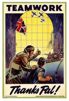 Canada, World War II