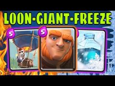 NUMBER 1 PLAYER :: PRO TIPS! :: Giant, Loon, Freeze Deck Guide in Clash Royale -  Low cost social media management! Outsource  now! Check our PRICING! #socialmarketing #socialmedia #socialmediamanager #social #manager #instagram Clash Royale pro tips series is back with first-timer Yui aka TheArrow! Arrow is a frequent face in the number one global spot and today we're... - #YoutubeTips