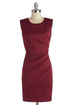 The More the Mulberry Dress, #ModCloth