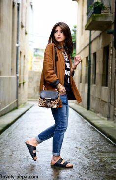 57 Best BIRKENSTOCKS! images   Birkenstock outfit, Shoe