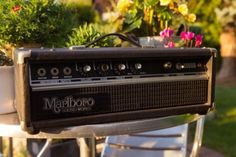 Marlboro 1500B Verstärker Amp in Nürnberg - Mitte | Musikinstrumente und Zubehör gebraucht kaufen | eBay Kleinanzeigen