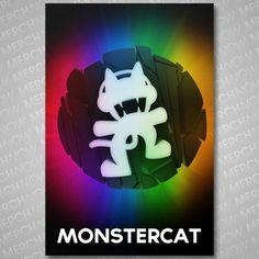 monstercat poster!