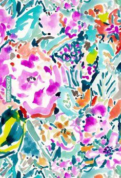GARDEN GRAVY FLORAL | Barbarian #floral