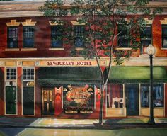 The Sewickley Hotel