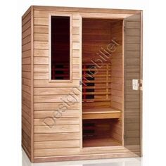 Sauna extérieur infrarouge