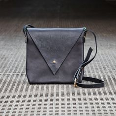 Items similar to Crossbody Leather Shoulder Bag - Drifter on Etsy Crossbody Shoulder Bag, Leather Crossbody, Leather Shoulder Bag, Off Black, Leather Working, Fashion Bags, Sunglasses Case, Black Leather, Wallet