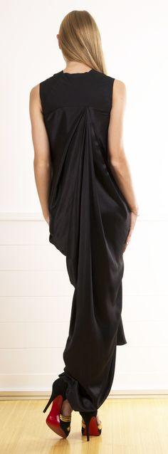 RICK OWENS DRESS