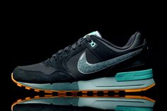 Nike Air Pegasus 89: Black/Cannon/Mineral Slate