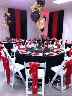 Hollywood Birthday Party Ideas   Photo 1 of 12   Catch My Party
