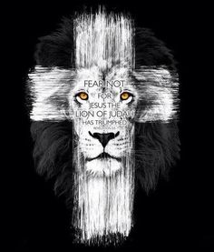 the lion of judah. christ with the ppl of judah. judah and the lion. christ with them? Bible Art, Bible Scriptures, Bible Quotes, Lion Quotes, Quotes Quotes, Christ Quotes, Kids Bible, Faith Bible, Jesus Quotes