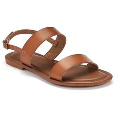 SONOMA life + style® Women's Strappy Sandals
