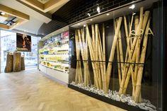 Aveda Lifestyle Salon Spa by Reis diseño, diseño de la tienda de Londres