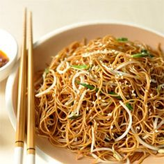 Soy Sauce Fried Noodles aka Chow Mein, a Vegetarian Dish. ***** Looks tasty. I'll try this recipe, sooner or later.