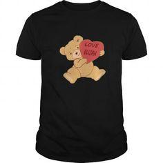 Cool ValentineI love Elias T-Shirts