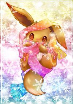 Eevee, soooo sweet<3