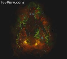 The Great Root Galaxy T-Shirt $11 Groot tee at TeeFury today only!