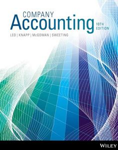 solutions for company accounting leo hoggett