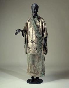 Kimono Vitaldi Babani, 1920 Musée Galleira de la Mode de la Ville de Paris