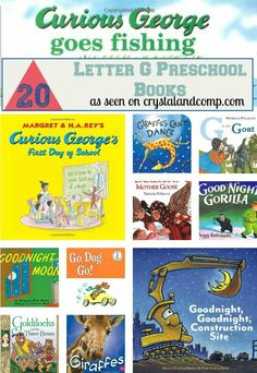 If you are learning a new letter each week with your preschooler, it is perfect to add in a collection of great books to read! You can either make a trip to the library once a week, order books on ...