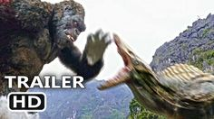 Video: KING KONG SKULL ISLAND Official Trailer Out, Watch Action Blockbuster HD Movie