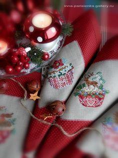 Gallery.ru / Photo # 13 - Christmas and New Year - inna-parisienka