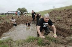 If you're thinking about running a mud/obstacle race, here are some tips for success — and safety: