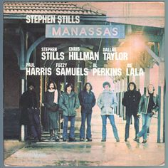 """#Manassas is the #debut double album from #Stephen #Stills' band of the same name. """"It Doesn't Matter"""" was released as a single and peaked at no. 61. #BillWyman of the #RollingStones plays bass on and co-authored """"The Love Gangster"""" and is reported to have said that he would have left the Stones to join #Manassas. #Manassas marked a critical comeback for #StephenStills, with """"Rolling Stone"""" saying it was """"reassuring to know that Stills has some good music still inside him"""". #Vinyl #LP"""