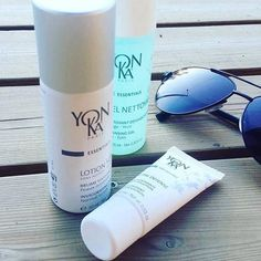 It's a 3-day weekend. We hope you have your Yonka travel size Gel or Lait Nettoyant, Lotion (Toner) and moisturizer. If not, you know where to find them. We're open until 2 today. 562.621.1121 (Image via Yonka) #ambiance_spa #Yonka #skincare #suncare #travelsize #haircare #longweekend #facials #waxing #shoplocal #shopsmall #shop4thstreet