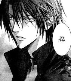 Luka Crosszeria - Zess/ Manga