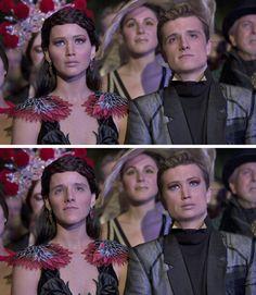 Katniss/Peeta Faceswap [via]