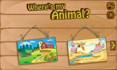 """""""Where's My Animal?"""" is a fun and educational game, that teachs name and sound of animals for children when they are playing.<p>The game is intended for children who are between 1 and 10 years old.<p>There are three themes that can be played. The first one shows the animals from a farm, as a cow, horse, sheep, dog, pig, duck, rooster, among others. The second presents animals from Africa, as a lion, elephant, giraffe, meerkat, hippo, rhino, antelope, ape, birds and more. And the third…"""