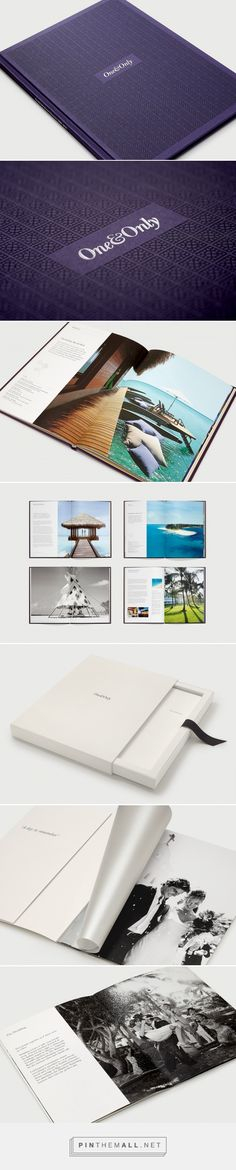 INARIA | Luxury brand design consultants | One&Only Resorts brand design - created via https://pinthemall.net