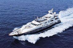 Photos of  yachts   Luxury motor yacht 'JO' - Mediterranean charter yacht