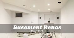 If you are considering finally finishing your basement or if your basement is in desperate need of an upgrade, learn how to get a great ROI on your basement reno.