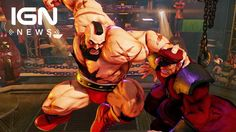 Street Fighter 5 Story Mode Revealed, DLC Plans Detailed - IGN News