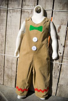 Haha! I have the overalls already. It'd be super easy. Think Nol would forgive me when he gets older??