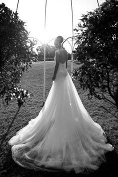 Gorgeous Wedding Dresses By Tal Kahlon