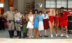 Matt Lauer in drag, Hoda as Yoda: Relive 20 years of Halloween on TODAY