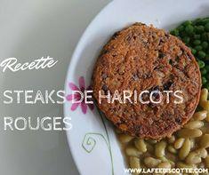 Italian Soup Recipes, Veggie Soup Recipes, Steak Recipes, Vegetarian Recipes, Steaks, Hamburger Vegetarien, Buffet, Bbq, Quinoa