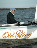 With a sailing career spanning over seven decades, Dr. Stuart Walker is a Chesapeake Bay icon. The first American to win the Prince of Wales Cup in 1964, Dr. Walker is a World War II veteran, a former member of the US Olympic Team, a retired pediatrician, and the author of 10 books about sailing. #Nautica
