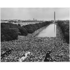 Civil Rights March On Washington D.C.