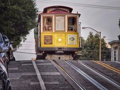 SF Cable Car No. 15b by T. Malachi Dunworth  on 500px