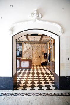 Ace Hotel - LA / modern classics inspired by #LincolnBlackLabel