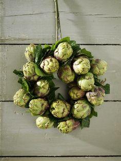 Blomsterverkstad: Innan vår -krans * Before spring -wreath