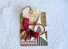 Christmas Tags by Suzanne Sergi